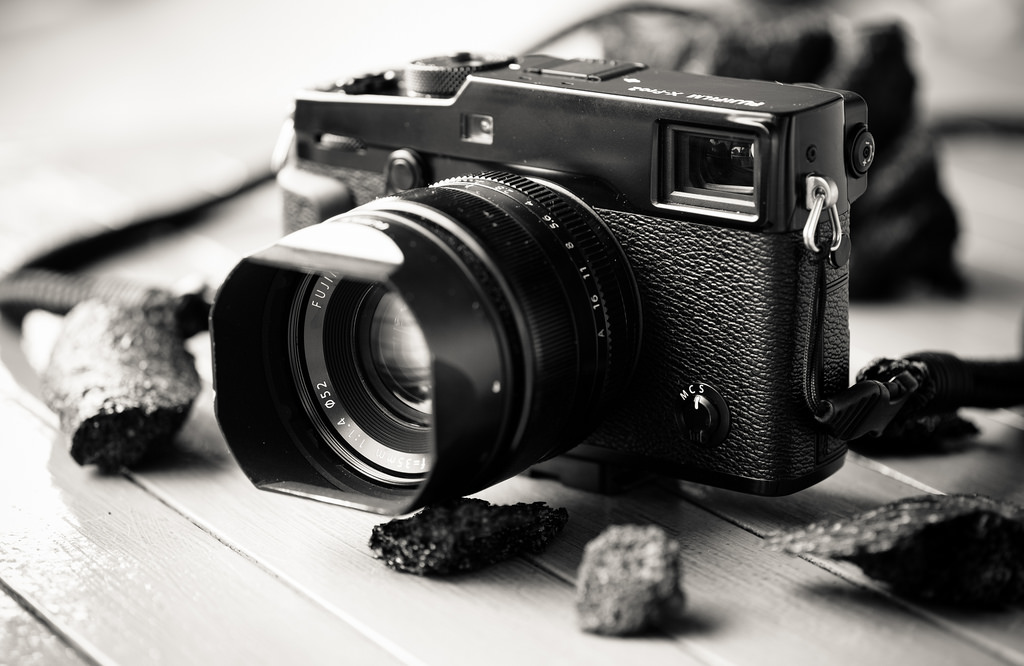 A First Look At The Fujifilm X Pro2