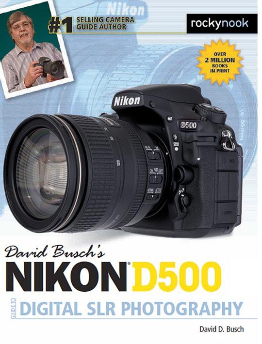 Nikon D500 For Wedding Photography: David Buschs Nikon D500 Guide To Digital Photography