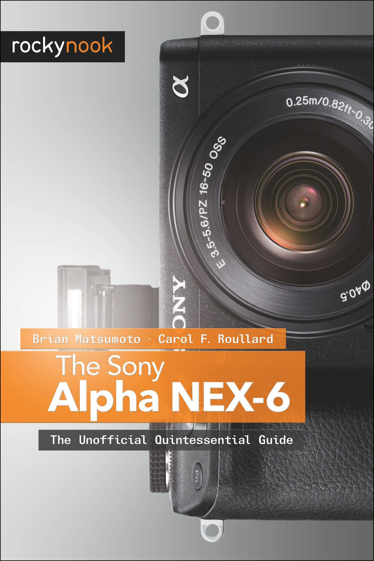 the sony alpha nex