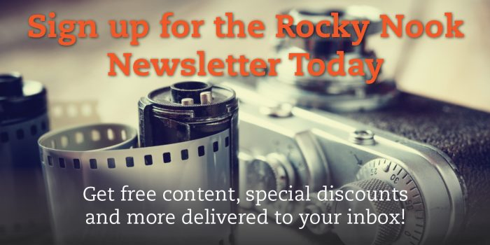 Rocky nook educational photography books inforockynook fandeluxe Gallery